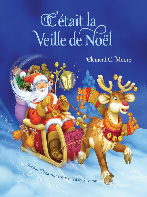 Title details for C'Etait La Veille De Noel by Clement Clarke Moore - Available