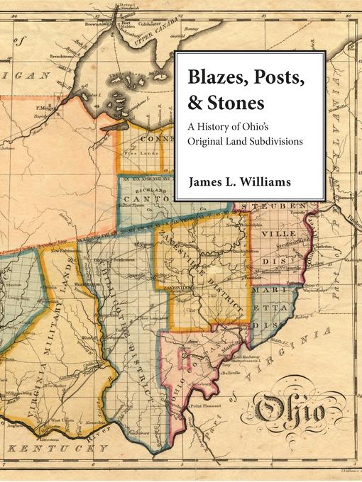 Title details for Blazes, Posts & Stones by James L. Williams - Wait list