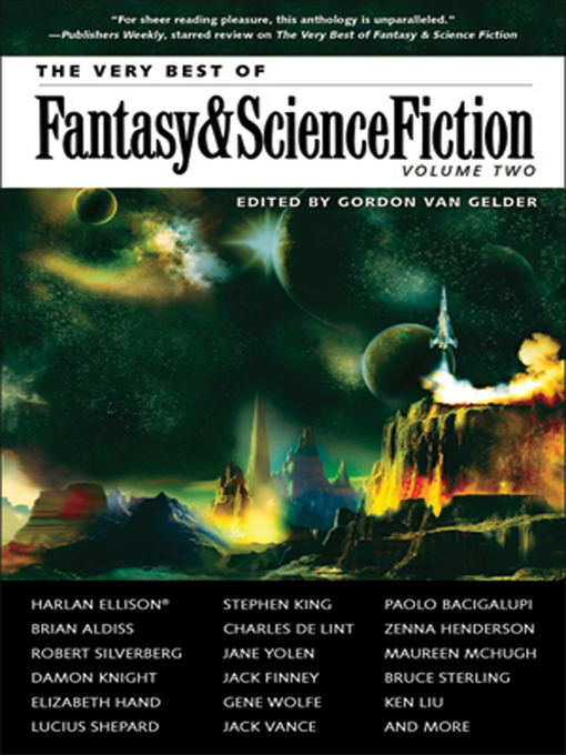 Title details for The Very Best of Fantasy & Science Fiction, Volume 2 by Stephen King - Available