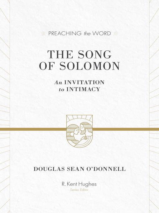 Cover image for book: The Song of Solomon