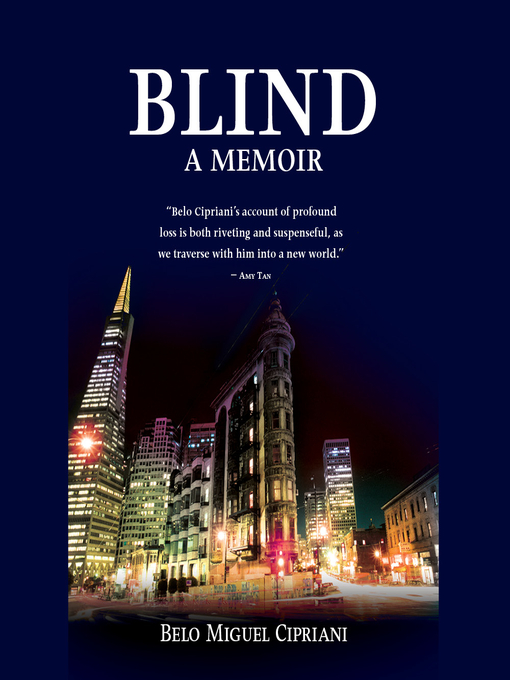 Title details for Blind by Belo Miguel Cipriani - Wait list