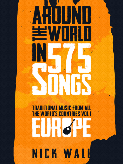 Cover of Around the World in 575 Songs