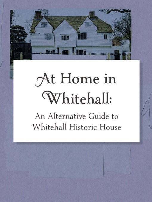 Title details for At home in Whitehall by Sutton Mencap - Available