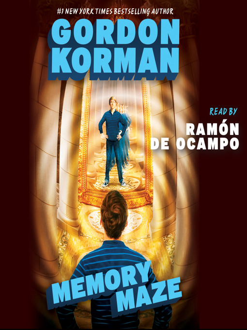 Title details for Memory Maze by Gordon Korman - Available