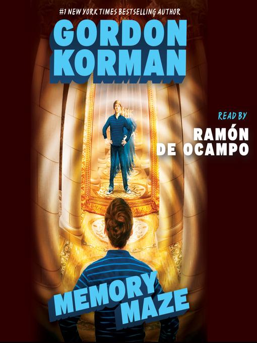 Title details for Memory Maze by Gordon Korman - Wait list