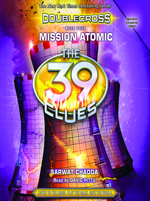Title details for Mission Atomic by Sarwat Chadda - Available