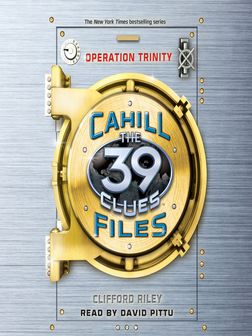 Cover of Operation Trinity