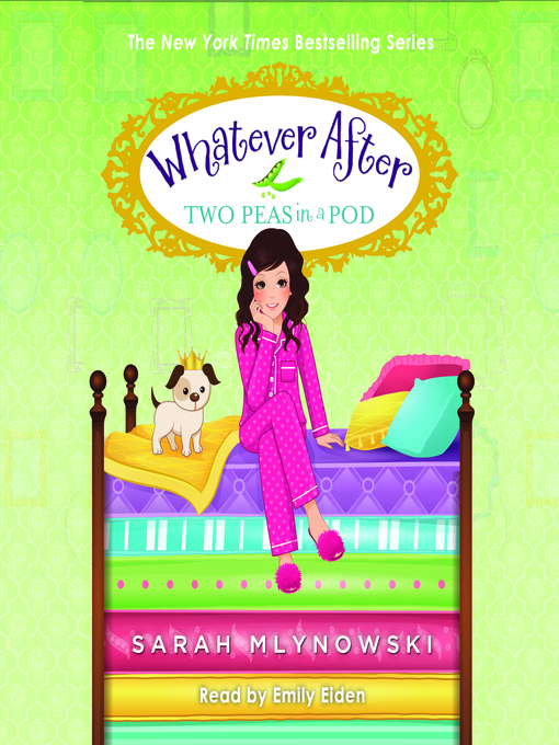 Title details for Two Peas in a Pod by Sarah Mlynowski - Wait list