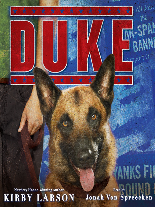 Title details for Duke by Kirby Larson - Available