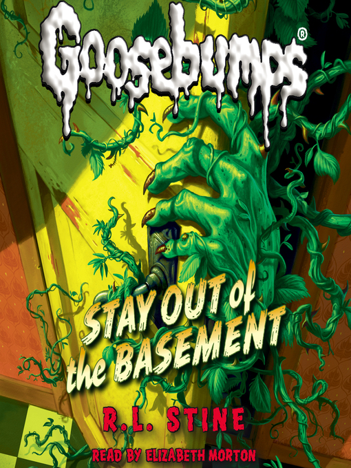 Cover of Stay Out of the Basement