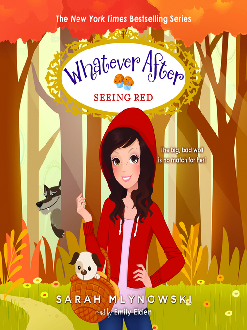 Title details for Seeing Red by Sarah Mlynowski - Wait list