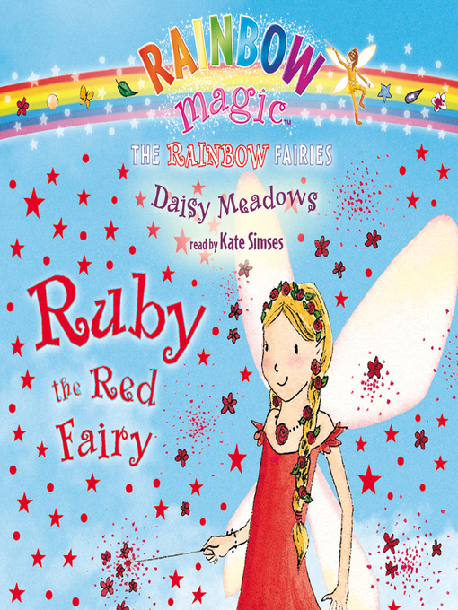 Title details for Ruby the Red Fairy by Daisy Meadows - Wait list