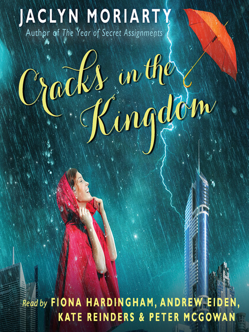 Cover of The Cracks in the Kingdom