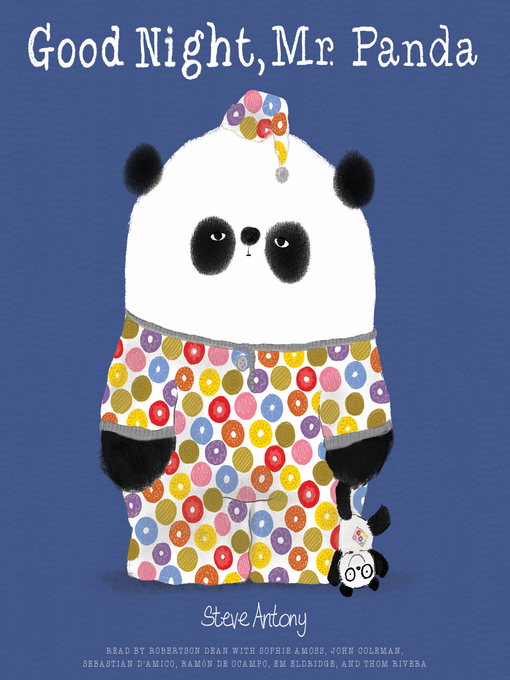 Title details for Good Night, Mr. Panda by Steve Antony - Wait list