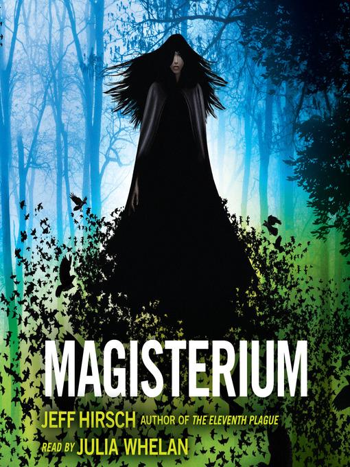 Title details for Magisterium by Jeff Hirsch - Wait list