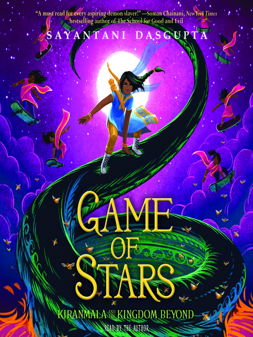 Title details for Game of Stars by Sayantani DasGupta - Available
