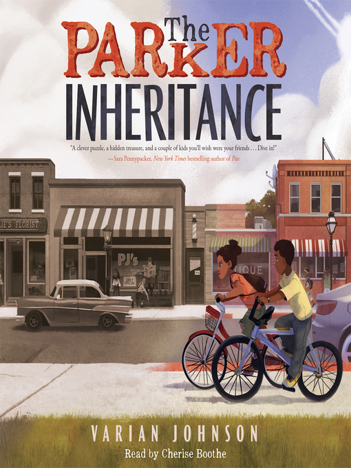 Title details for The Parker Inheritance by Varian Johnson - Wait list