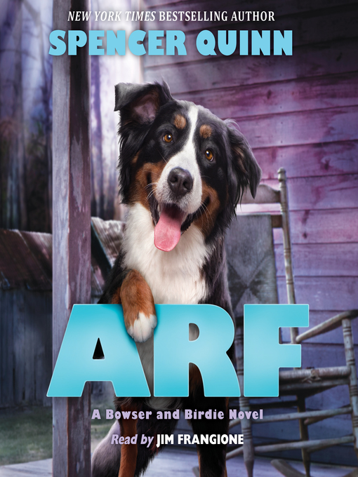 Title details for Arf by Spencer Quinn - Available