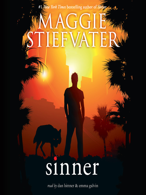 Title details for Sinner by Maggie Stiefvater - Available