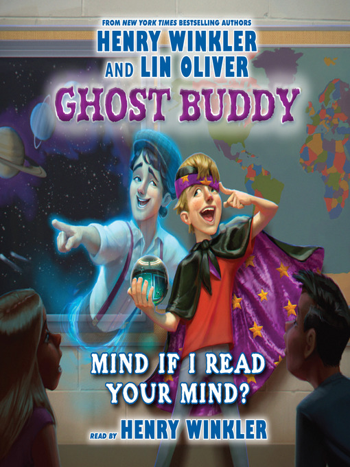 Title details for Mind if I Read Your Mind? by Henry Winkler - Available