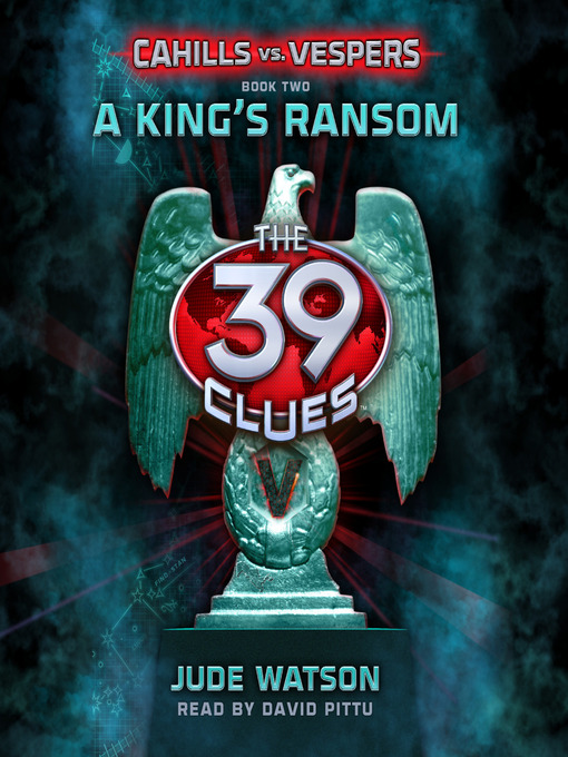 Title details for A King's Ransom by Jude Watson - Wait list