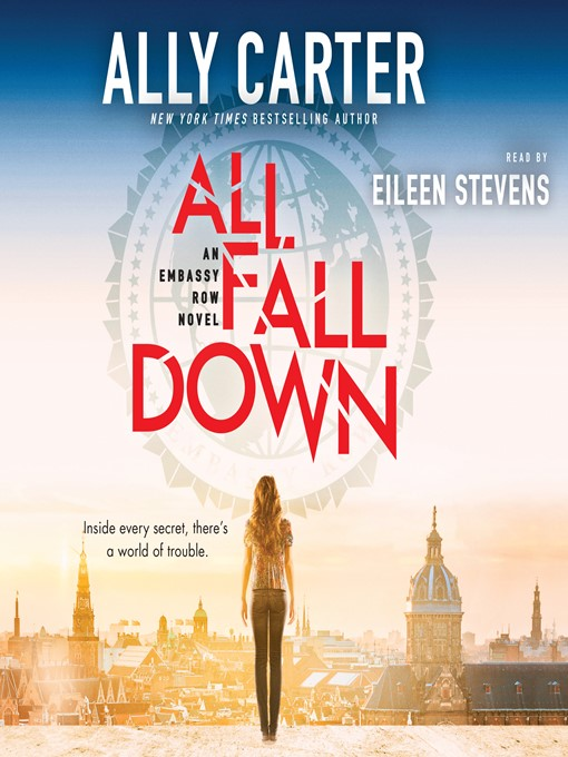 Title details for All Fall Down by Ally Carter - Wait list