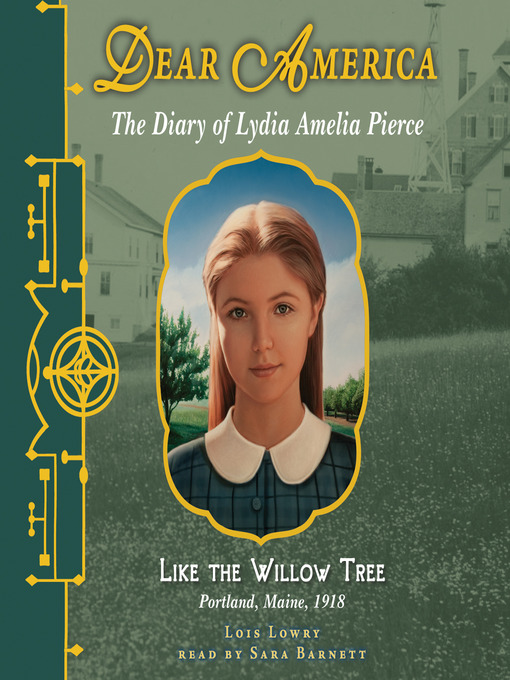 Title details for Like the Willow Tree by Lois Lowry - Available