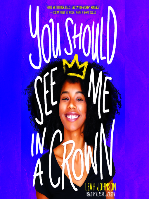 Title details for You Should See Me in a Crown by Leah Johnson - Available