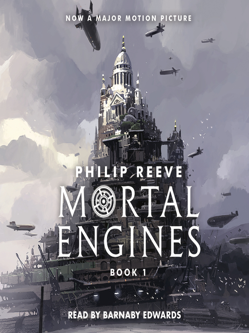Cover of Mortal Engines