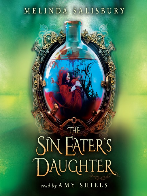 Cover of The Sin Eater's Daughter