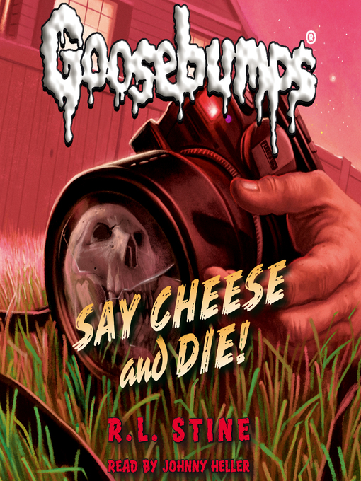 Cover of Say Cheese and Die!