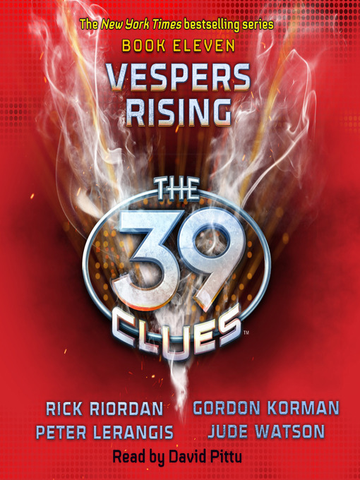 Title details for Vespers Rising by Rick Riordan - Available