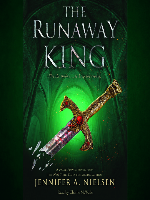 Cover of The Runaway King