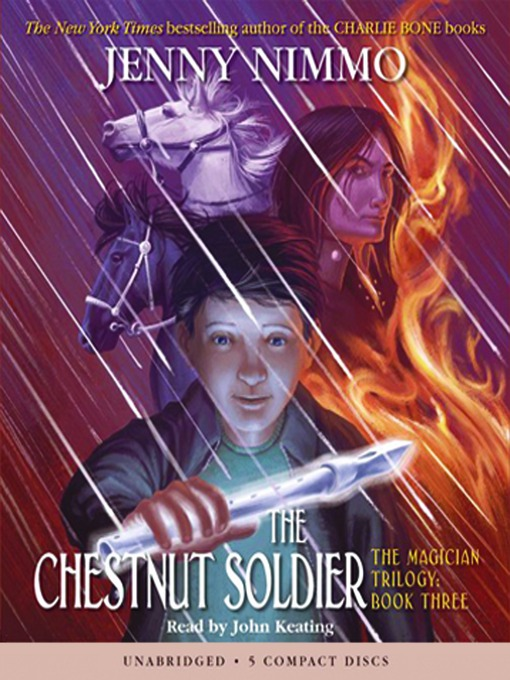 Title details for The Chestnut Soldier by Jenny Nimmo - Available