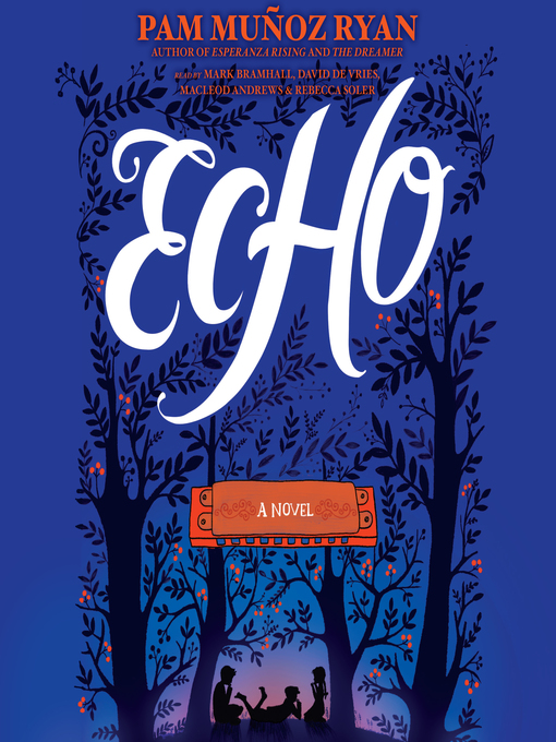 Title details for Echo by Pam Muñoz Ryan - Wait list