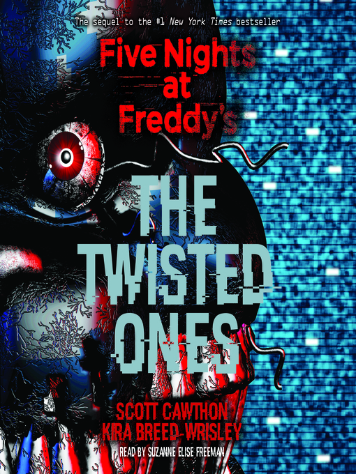 Fnaf book the twisted ones
