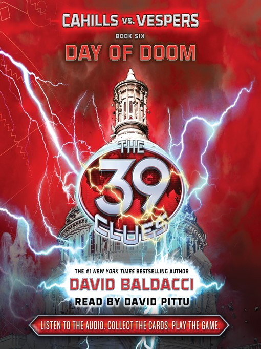 Title details for Day of Doom by David Baldacci - Wait list