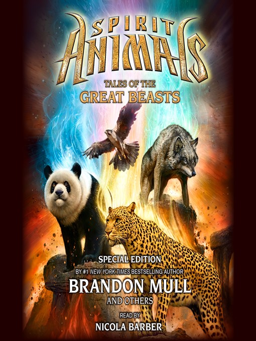 Cover of Tales of the Great Beasts