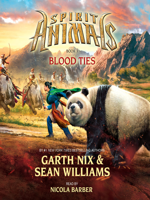 Title details for Blood Ties by Garth Nix - Available