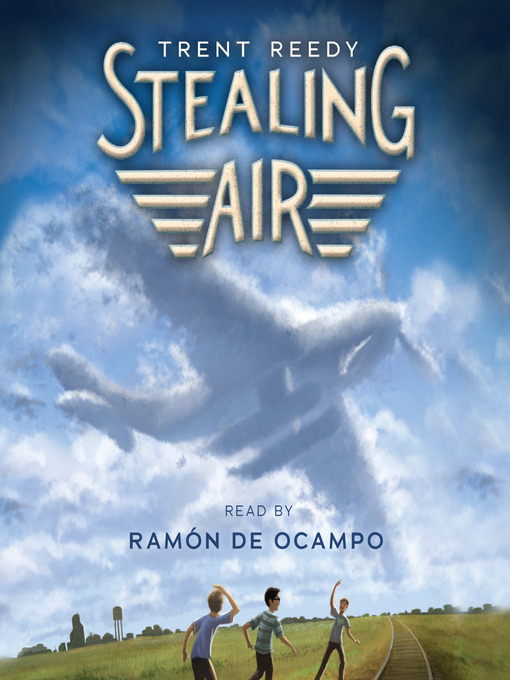 Title details for Stealing Air by Trent Reedy - Available