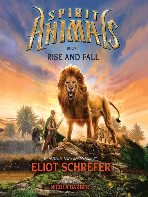Title details for Rise and Fall by Eliot Schrefer - Available