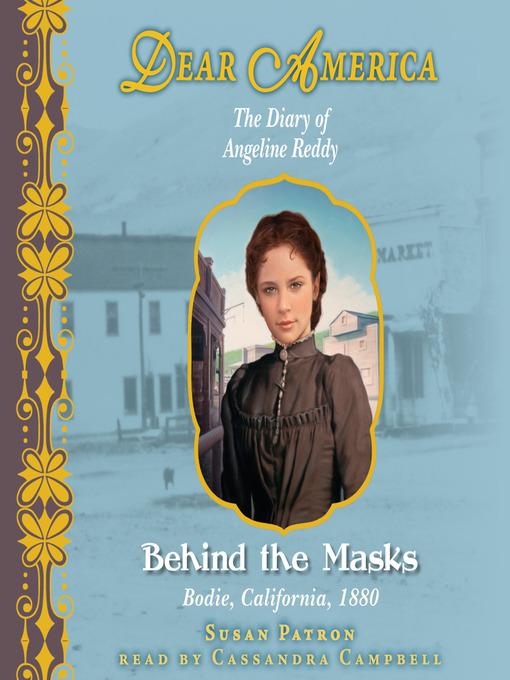 Title details for Behind the Masks by Susan Patron - Wait list
