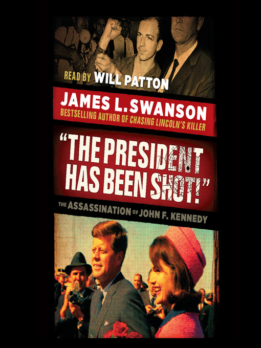 "Cover of ""The President Has Been Shot!"""
