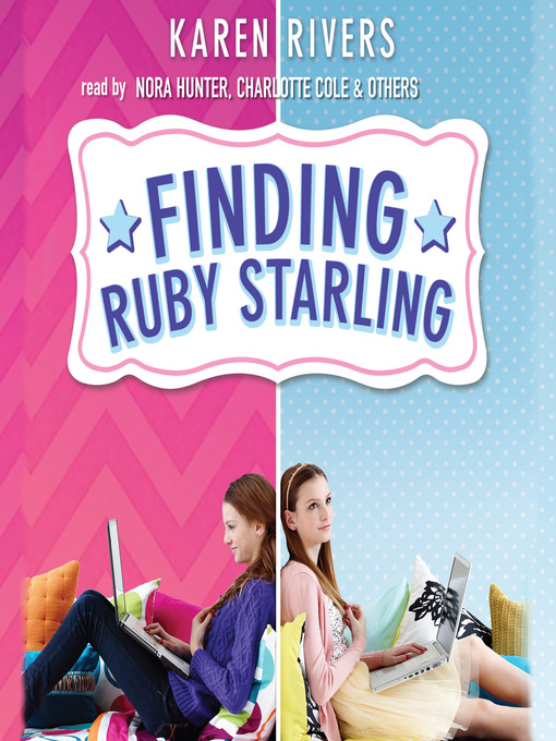 Cover of Finding Ruby Starling