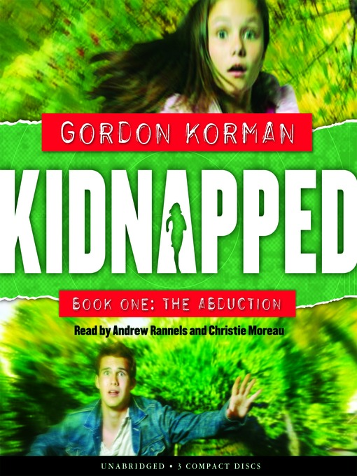 Title details for The Abduction by Gordon Korman - Wait list