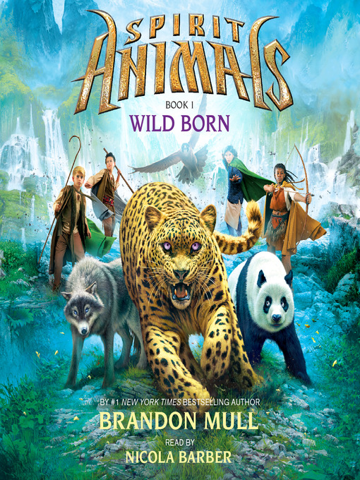 Title details for Wild Born by Brandon Mull - Wait list