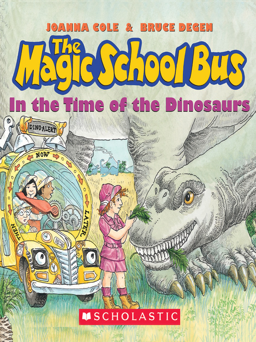 Title details for In the Time of Dinosaurs by Joanna Cole - Wait list