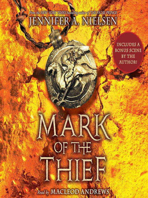 Cover of Mark of the Thief