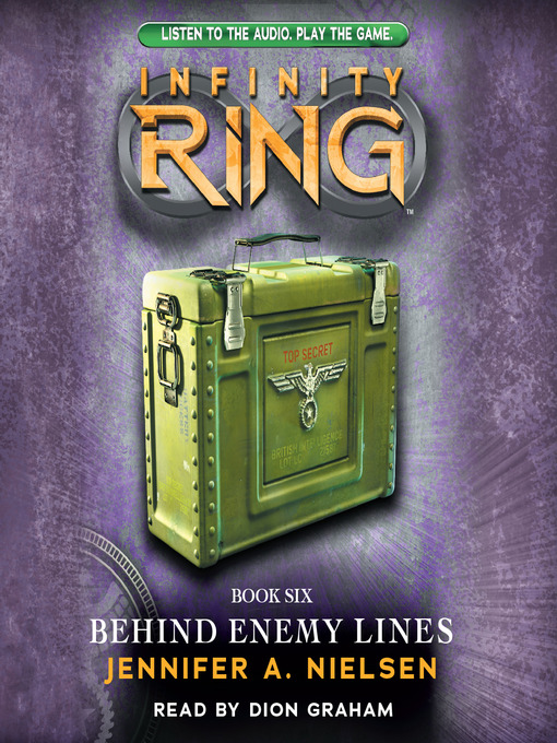 Title details for Behind Enemy Lines by Jennifer A. Nielsen - Available