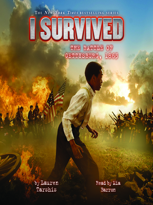Title details for I Survived the Battle of Gettysburg, 1863 by Lauren Tarshis - Wait list